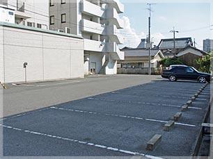 無料駐車場イメージ