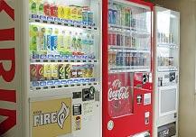 自動販売機のイメージ